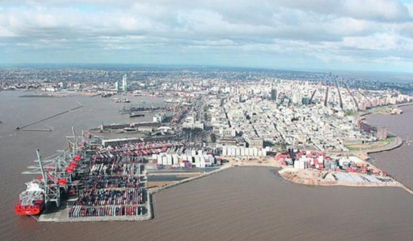 Invierten 455 millones de dólares en el Puerto de Montevideo